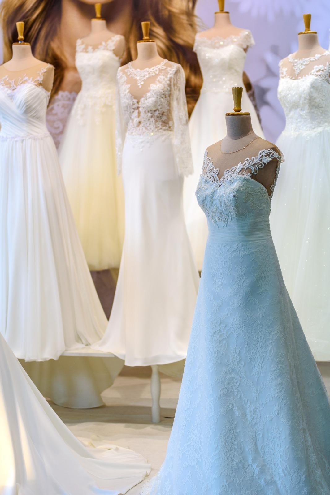 Hochzeitskleid  Änderungsschneiderei Inna Usatschowa